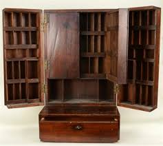 mahogany apothecary cabinet 19th century height 30 inches apothecary furniture collection