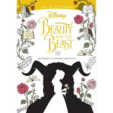 book exchange clip art beauty and the beast art of coloring book live action of book