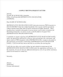 Best Ideas Of Sample Request Letter For Meeting With Manager Nice