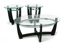 brilliant matinee coffee table set bob s coffee and living rooms pertaining to glass coffee table and end tables set