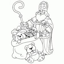 Beste Sinterklaas En Zwarte Piet Kleurplaten Kleurplaat 2019