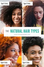 Hair Texture Chart Black Hair Natural Hair Types 4 Things To Focus On Besides A Letter