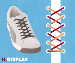 Shoelace Patterns Adorable 48 Cool Ways To Tie Shoelaces