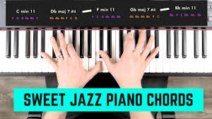 Sweet Jazz Piano Chords 3 Kenny Barron Style Progressions
