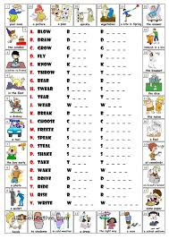 71 best Past Simple/Pr.Perfect images on Pinterest | English ...