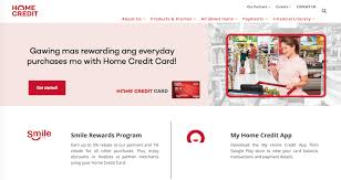 At home specializes in home decor products and is based in plano, texas and currently operates 225 stores in 40 states. Home Credit Launches Credit Card Service Unbox Ph