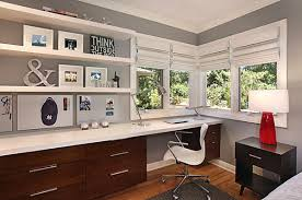 home office and guest room. view in gallery ample shelving an office and bedroom home guest room