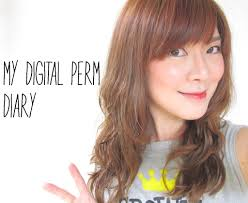 My Perm Hair Diary รวมเรองราวของผมดดของชานนน