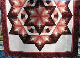 86 best Amish quilts images on Pinterest | Embroidery, Auction and ... & Chrysalis Star Quilt - a new favorite after going to visit the Ohio Amish  area Adamdwight.com