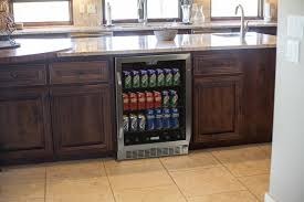 black and stainless kitchen edgestar  can stainless steel beverage cooler black and stainless steel