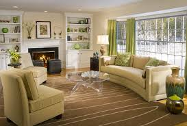 Ways To Decorate Your Living Room Eye For Design Decorating With Curved Sofas