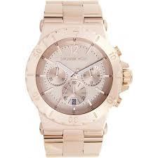 mens watches michael kors watches michael kors watches ladies chronograph pvd rose gold watch mk5314