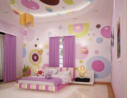 Small Picture Beautiful Pink Cute Design Pleasing Girls Rooms Ideas Painting