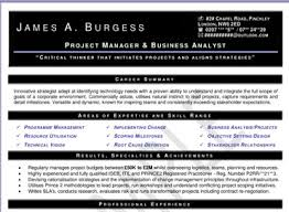 Cv/resume Samples - Click On Document To View In Full ...