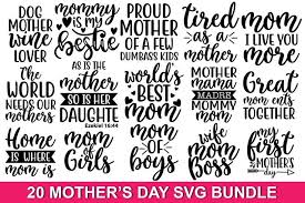 Free vector icons in svg, psd, png, eps and icon font. 20 Mother S Day Quotes Svg Bundle Graphic By Svgbundle Net Creative Fabrica Mothers Day Quotes Svg Quotes Quote Of The Day