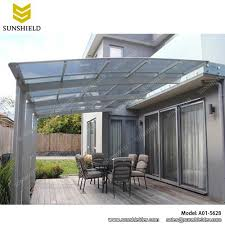 aluminum patio cover.  Patio Aluminum Patio Covers Shelter  Porch Cover Sunshield Carport In Cover T