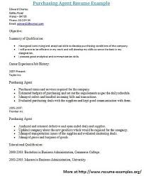 Example Cover Letters For Resume Impressive For More And Various Purchasing Resumes Visit Wwwresumeexamples