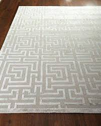 10 x 15 area rug silver trellis decor rugs
