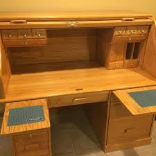 oak roll top desk throughout best winners only computer for in bristol decorations 7