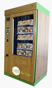 Organic Food Vending Machines Delectable Our LunchVegaz Vending Machine LunchVegaz