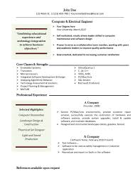 Resume Template Open Office Button Down Openoffice Resume