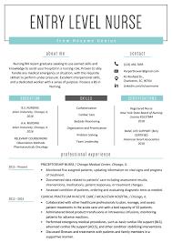 New Grad Rn Resume Objective Graduate Nurse Practitioner Template