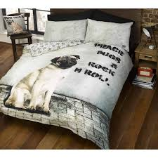 astounding pug bed sheets 62 for black and white duvet covers with pug bed sheets