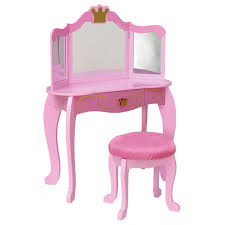 child vanity tables attractive kidkraft pink bedroom set table and chairs within kids plastic farmhouse chair play outdoor kid craft espresso limited