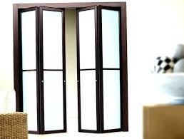 contemporary bi fold closet doors closet doors with glass modern folding throughout remodel modern glass bifold