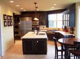 Idea Kitchen Kitchen Room Design Classical Themed Of Basement Idea Using