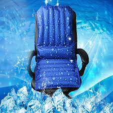 cooling office chair. Summer Ice Pad Water Cushion Cooling One Back Car Universal Office Chair Cool Deep 120*50