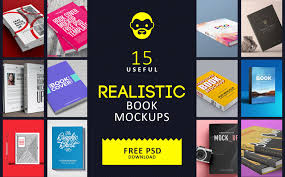 free book covers design templates 15 useful realistic book mockups free psd psddaddy com