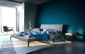 dark blue wall dark blue bedroom wall modern dark blue bedroom design decorating ideas contemporary minimalist style navy blue dark blue feature wall living