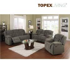 Stylish Sofas Stylish Sofa Loveseat With Consolerecliner Fabric Sofasliving