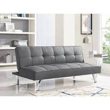 black serta convertible sofa bed