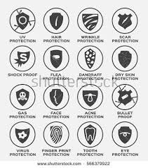 stock vector shield protection vector and icon uv hair wrinkle scar shock proof flea dandruff dry skin gas 566379922 bullet proof stock photos, royalty free images & vectors on us air force bullet backgroun paper template download