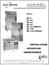 Gastronorm Pan Size Chart Pdf Alto Shaam Qc 3 Users Manual