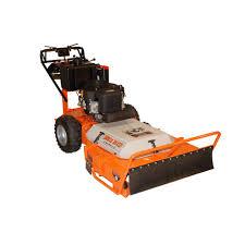 brush beast 36 in 22 hp subaru commercial duty dual hydro brush power type in