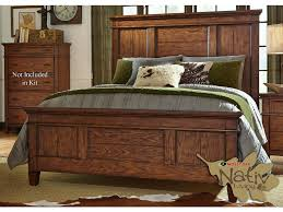 Liberty Furniture Bedroom Liberty Furniture Bedroom King Panel Bed 616 Br Kpb Goffena