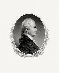 alexander hamilton  a bureau of engraving and printing portrait of hamilton as secretary of the treasury