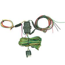 universal towed vehicle wiring kit hopkins 55999 electric tow daddy at Wiring A Towed Vehicle