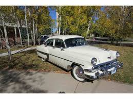 1954 Chevrolet Bel Air for Sale | ClassicCars.com | CC-889606