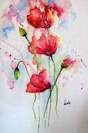 singhroha art features beautiful watercolor fl paintings handmade by seema hooda