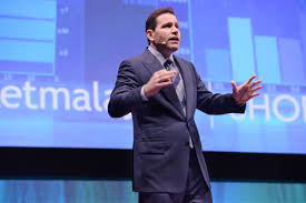 President & COO of Market America Worldwide, Marc Ashley Featured ...