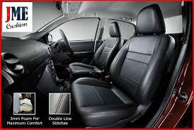 semisuper leather seat cover perodua myvi car accessories