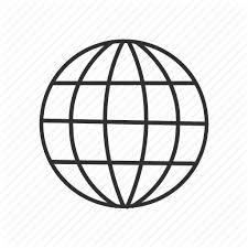 Globe, internet, internet logo, w.w.w., world wide web, www, www ...