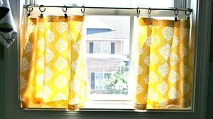 Kitchen Cafe Curtains Cafe Curtains Diy