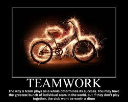 Team Success Quotes Custom Teamwork The Way A Team Plays As A Whole Determines Its Success