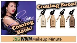 makeup minute sneak ks from nyx violet voss urban decay mac selena restock wuim
