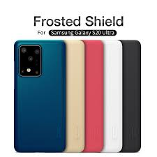 <b>Nillkin</b> Super Frosted <b>Shield</b> Matte cover case for Samsung Galaxy ...